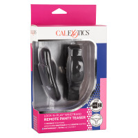 CalExotics Lock-N-Play Wristband Remote Panty Teaser - Packaging Front
