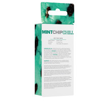 System JO Mint Chip Chill Flavored Clitoral Stimulant - Packaging Back