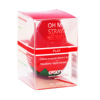 Exsens Oh My Strawberry Nipple Arousal Cream - Packaging