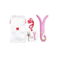 Candy Pink Gvibe³ Vibrator - Contents