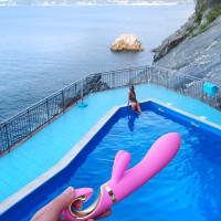 FT London Grabbit Bioskin Dual Rabbit Vibrator For Clit & G-Spot Stimulation - Lifestyle #4