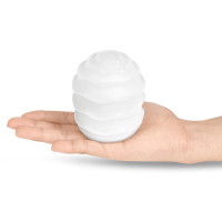 Le Wand Spiral Texture Wand Massager Cover - Side