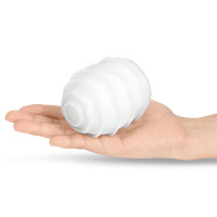 Le Wand Spiral Texture Wand Massager Cover - Top