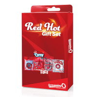 Screaming O Red Hot Gift Set - Packaging Front