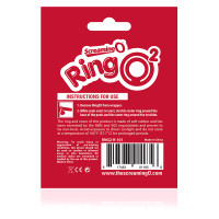 Screaming O RingO 2 Double Cock Ring - Packaging Back