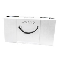 Le Wand Hoop Solid Stainless Steel, Double-Sided Pleasure Tool  - Packaging