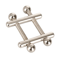 CalExotics Nipple Grips Crossbar Nipple Vices - Expanded