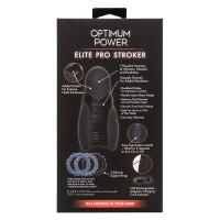 CalExotics Optimum Power Elite Pro Stroker - Packaging Back