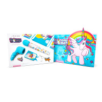 Le Wand Unicorn Wand 8-piece Limited Edition Set - Packaging Combo