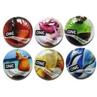 ONE Condoms Flavor Waves
