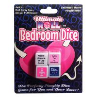 Ultimate Roll Bedroom Dice - Package