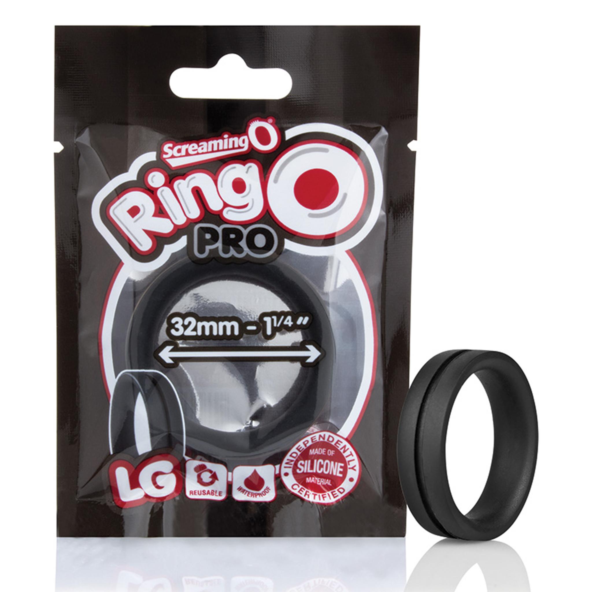 Screaming O Ringo Pro Stretchy Silicone Cock Ring  Cirillas-3399