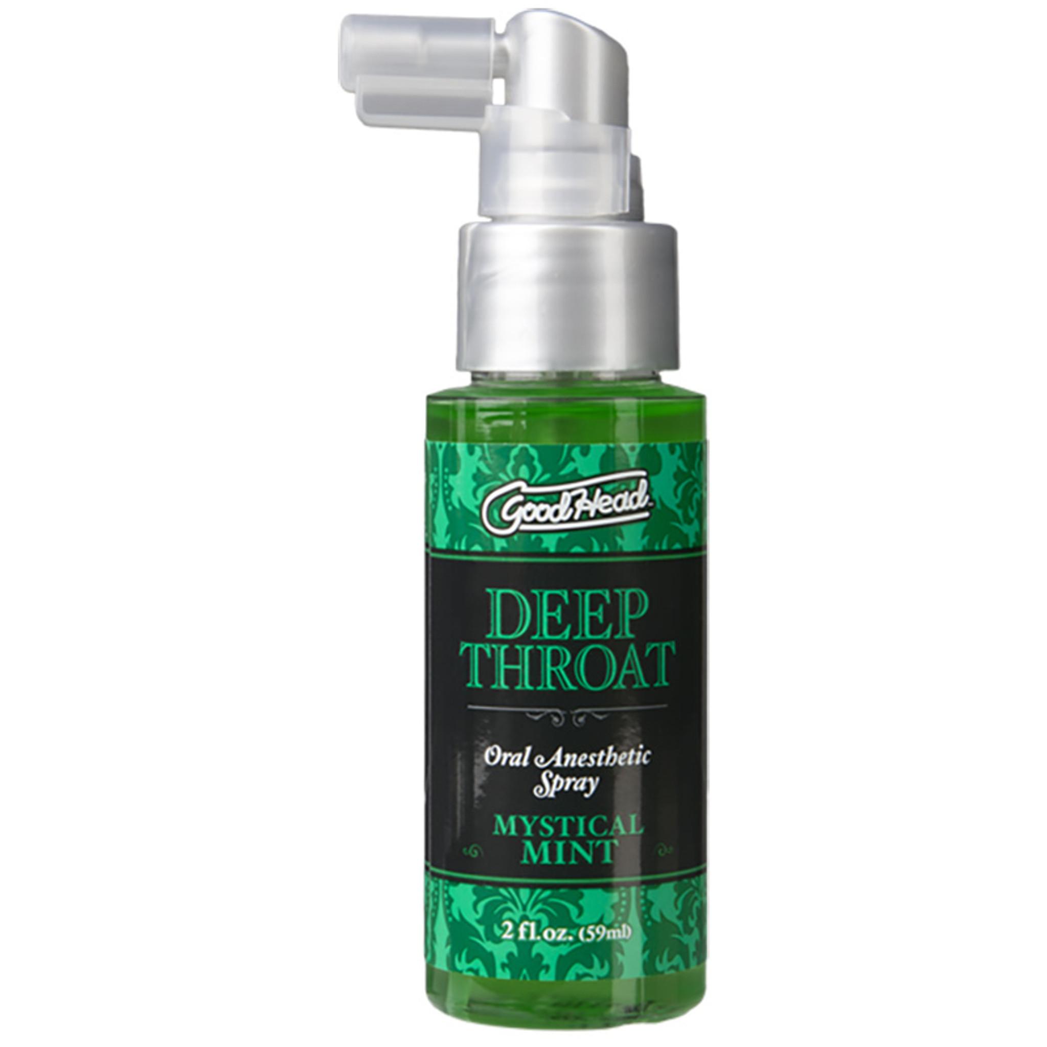 throat instructional Deep