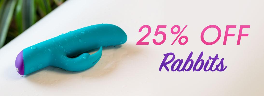 Cirilla's 25% off Rabbits Sale Coupon