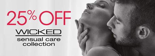 Cirilla's Wicked Sensual Care 25% off February Sale