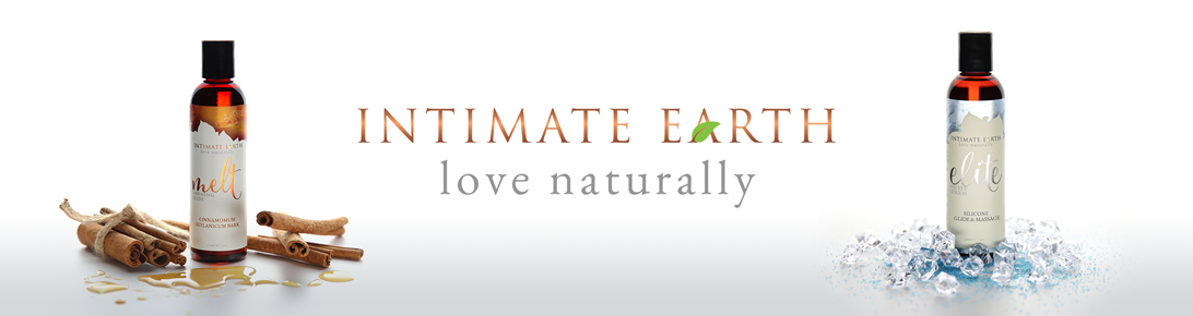 Cirilla's Intimate Earth Lubricants Category Page Hero