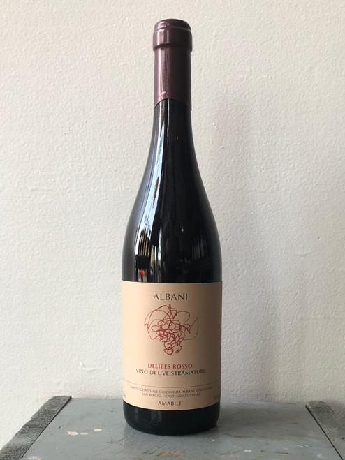 Albani, Delibes Rosso Vino di Uve Stramature (NV)