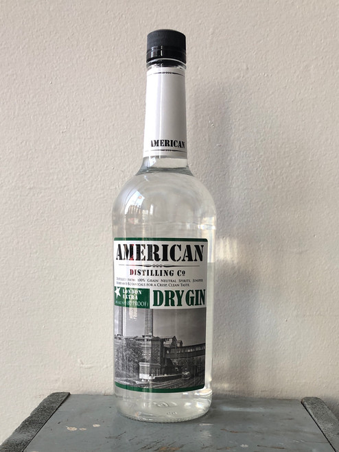American Distilling Co. Gin