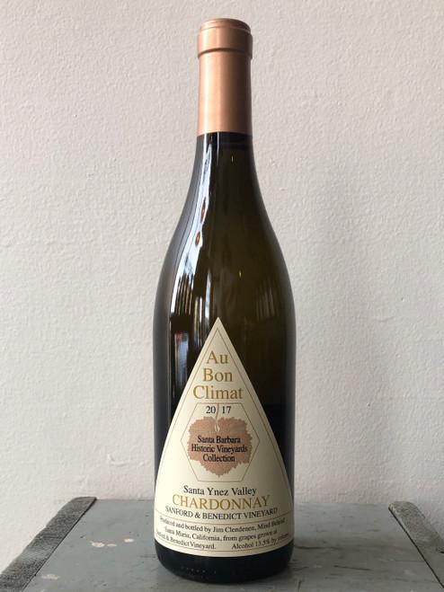 Au Bon Climat, Chardonnay Sanford & Benedict Vineyard Chardonnay Sta. Rita Hills (2017)