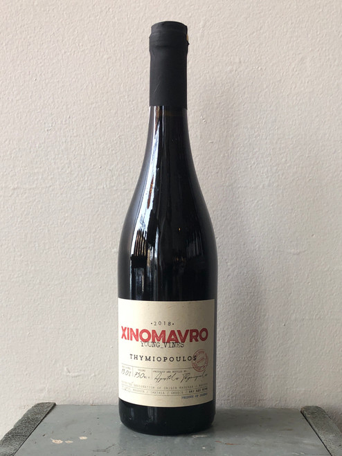 Thymiopoulos Vineyards, Naoussa Xinomavro Young Vines (2018)