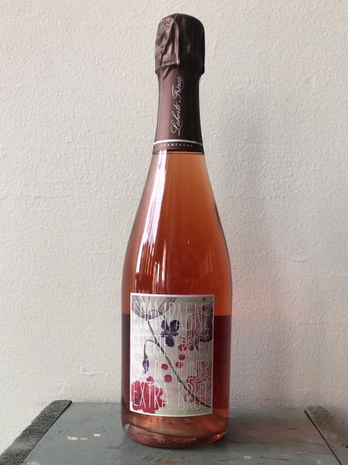 Champagne Laherte Frères, Champagne Extra Brut Rosé de Meunier (NV)