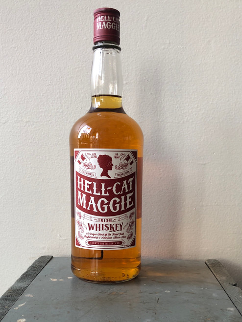 Hell-Cat Maggie, Irish Whiskey 1 L