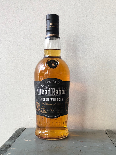 The Dead Rabbit, Irish Whiskey