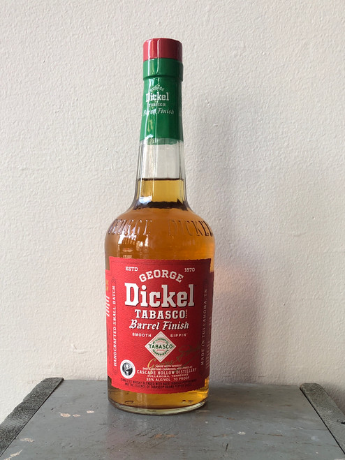 George Dickel Tabasco Finish