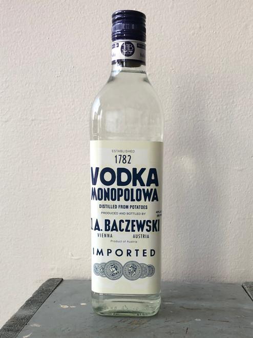 Monopolowa, Vodka