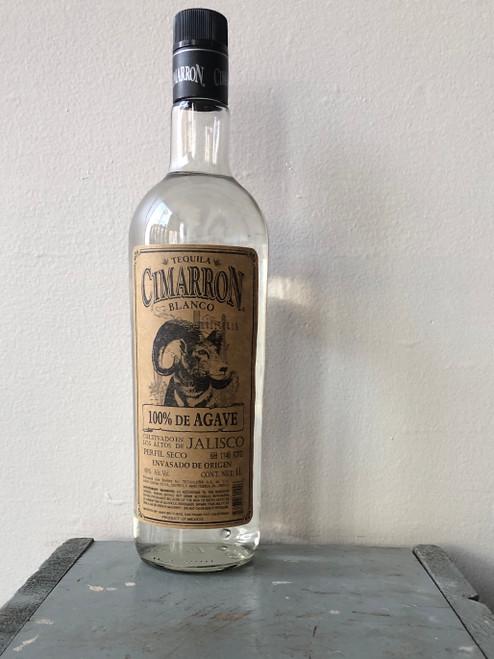 Cimarrón, Blanco Tequila (NV)  · 1 L