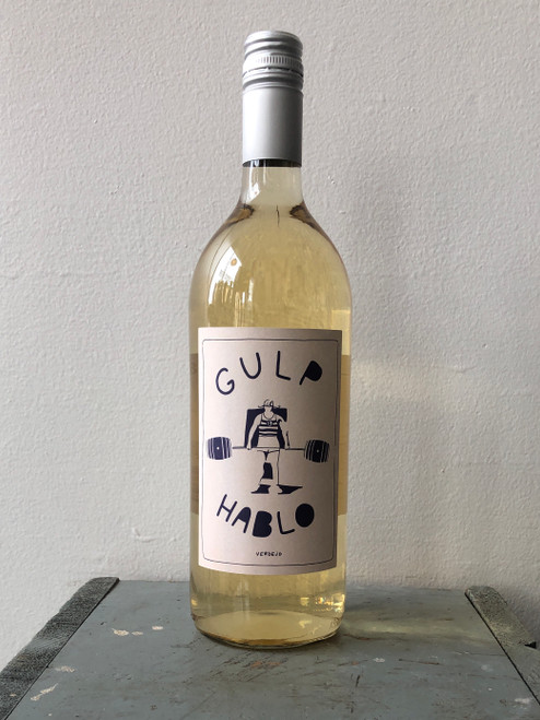 Gulp/Hablo, Verdejo (2019) · 1 L