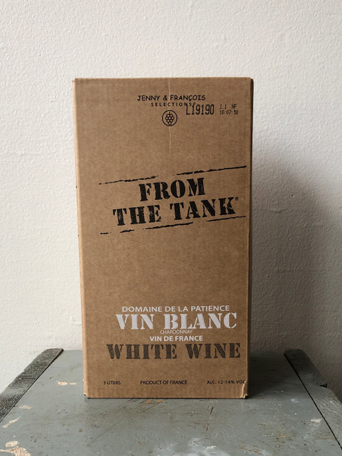 From the Tank Box, Coteaux du Pont du Gard Vin Blanc (NV)