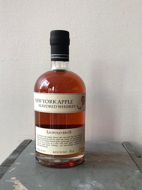 Leopold Bros., New York Apple Whiskey
