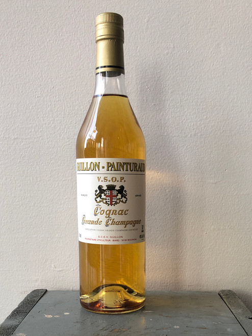 Cognac Guillon-Painturaud, 15 Year Old VSOP Cognac (NV)