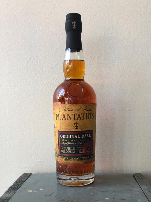 Plantation Rum, Original Dark Double Aged Rum