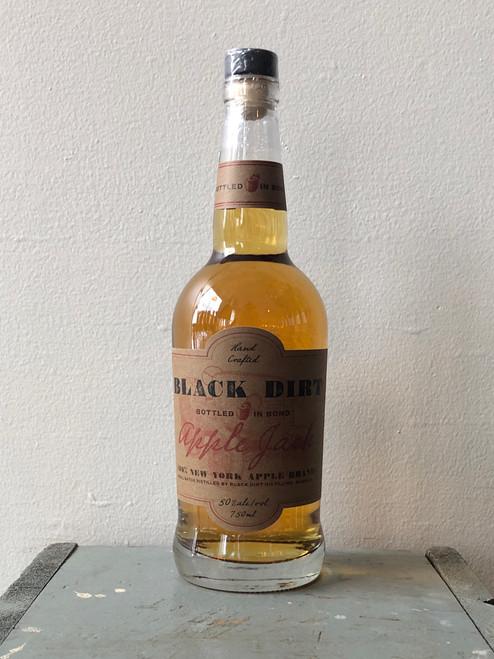 Black Dirt, Bottled in Bond Apple Jack (NV)