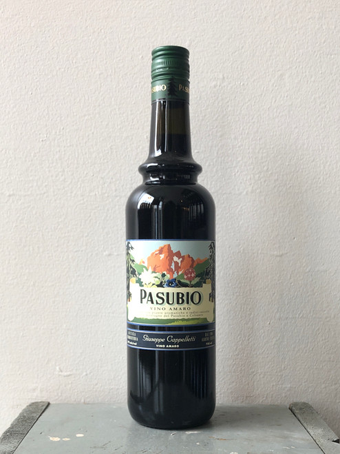 Cappelletti, Pasubio Vino Amaro