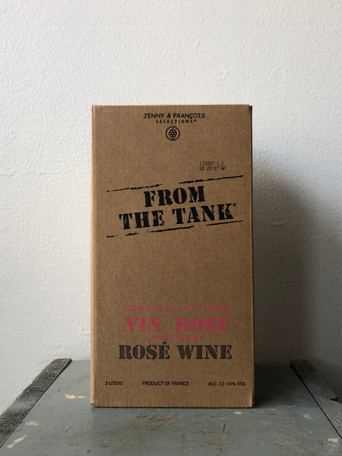 From the Tank Box, Coteaux du Pont du Gard Vin Rosé (NV)