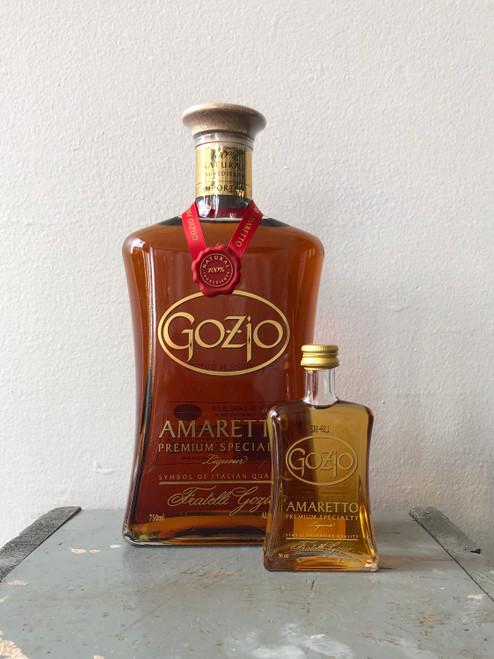 Gozio, Amaretto Liqueur (NV)