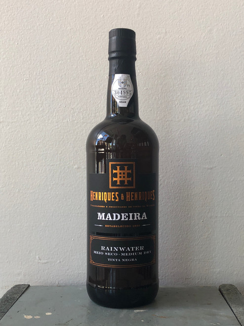 Henriques & Henriques 3yr Rainwater Madeira (NV)