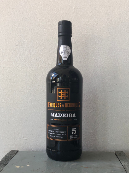Henriques & Henriques 5yr Full Rich Madeira (NV)