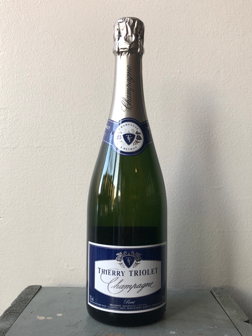 Thierry Triolet, Champagne Brut (NV)