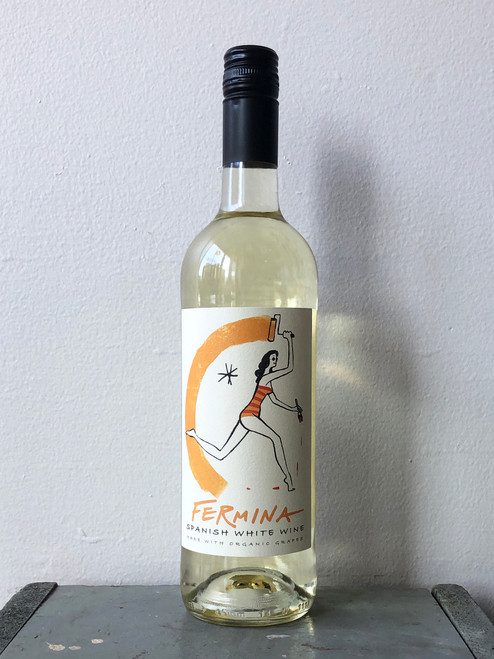 Fermina, Spanish White Wine (2019)