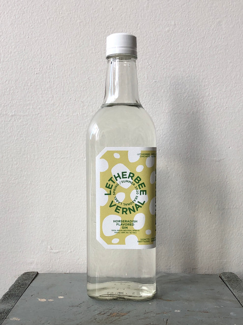 Letherbee Distillers, Vernal Gin (2020)