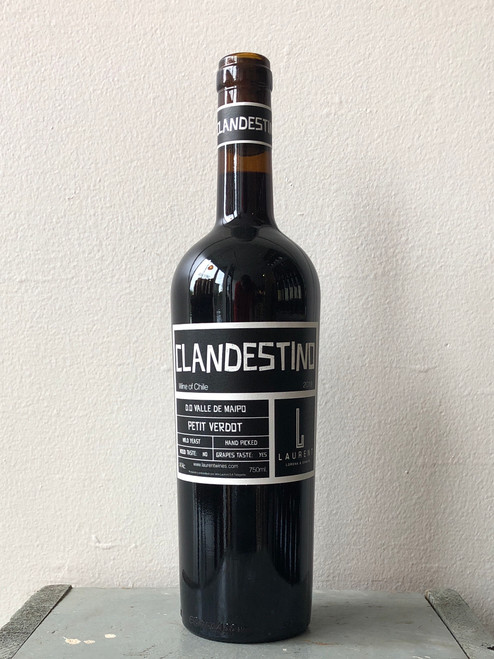 Laurent Family Vineyard, Petite Verdot Clandestino Valle del Maipo (2019)