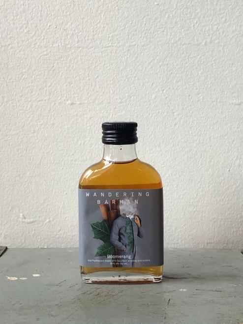 Wandering Barman, Boomerang Old Fashioned Whiskey (NV)
