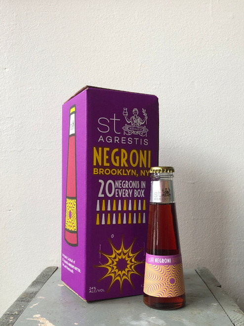 St. Agrestis, Negroni (NV)