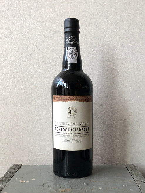 Butler Nephew & Co., Porto Crusted Port (2015)