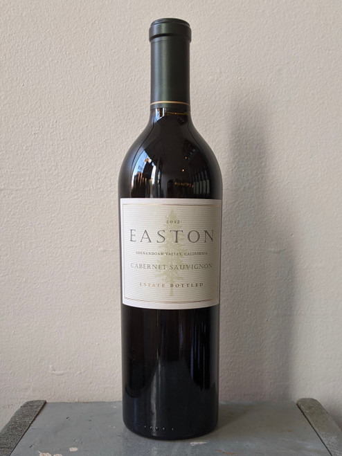 Easton Wines, Cabernet Sauvignon Estate Bottled Shenandoah Valley (2012)