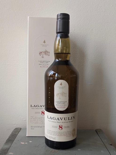 Lagavulin, Single Malt Scotch 8 Year